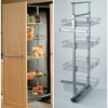 Telescopic Larder – 5 baskets 2