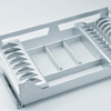 Aluminium Drawer - Functional, Mounted To Lid 1